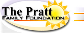Welcome to the Pratt Family Foundation